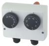 TS9530.07 termostat zakryt. na jímku dvojitý 0-60/30-120°C